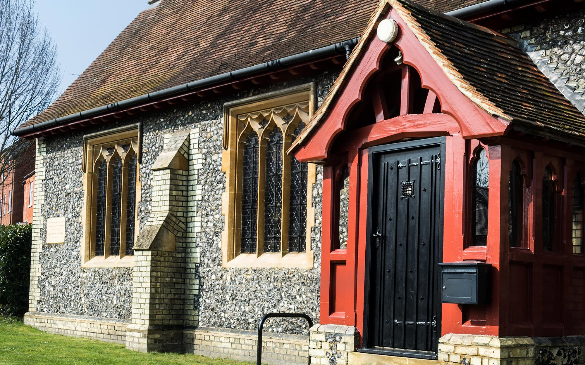 The Chapel, St Albans